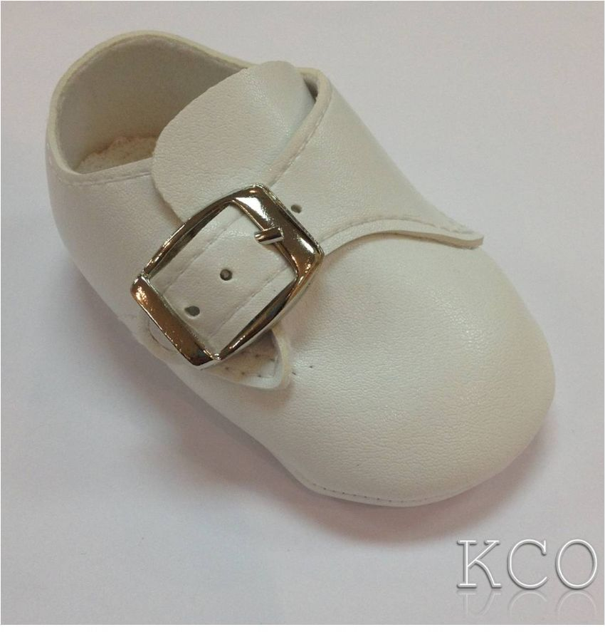 Style FJS004 White~Boys Shoes